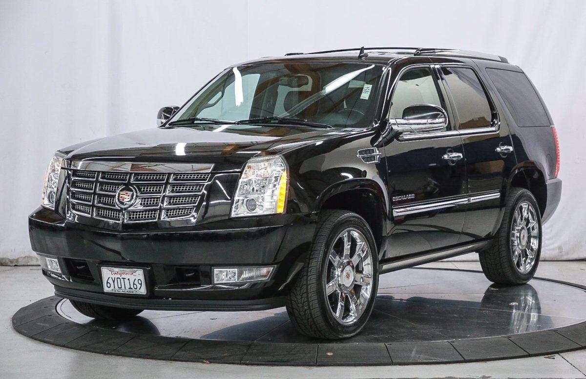 Cadillac Escalade 2013 2WD Luxury Flexfuel