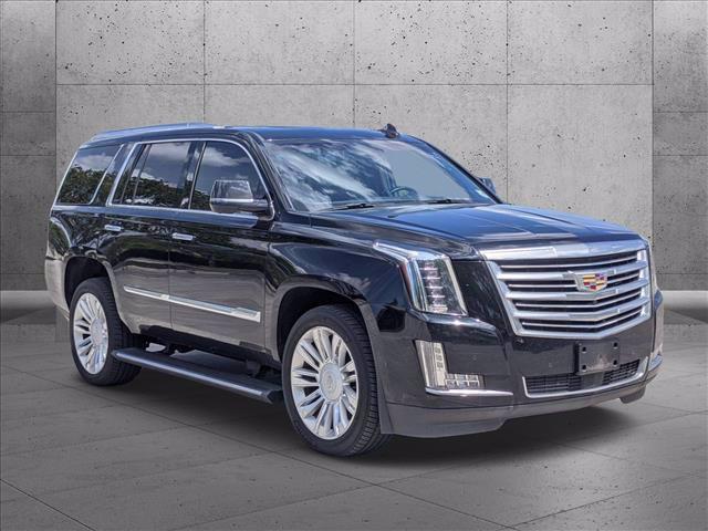 Cadillac Escalade 4WD 2015 Platinum