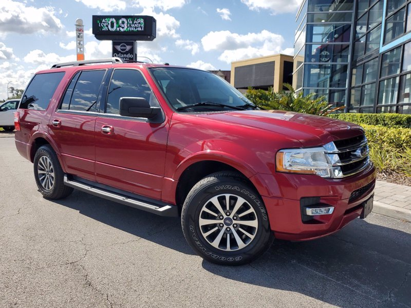 Ford Expedition XLT 2017 2WD
