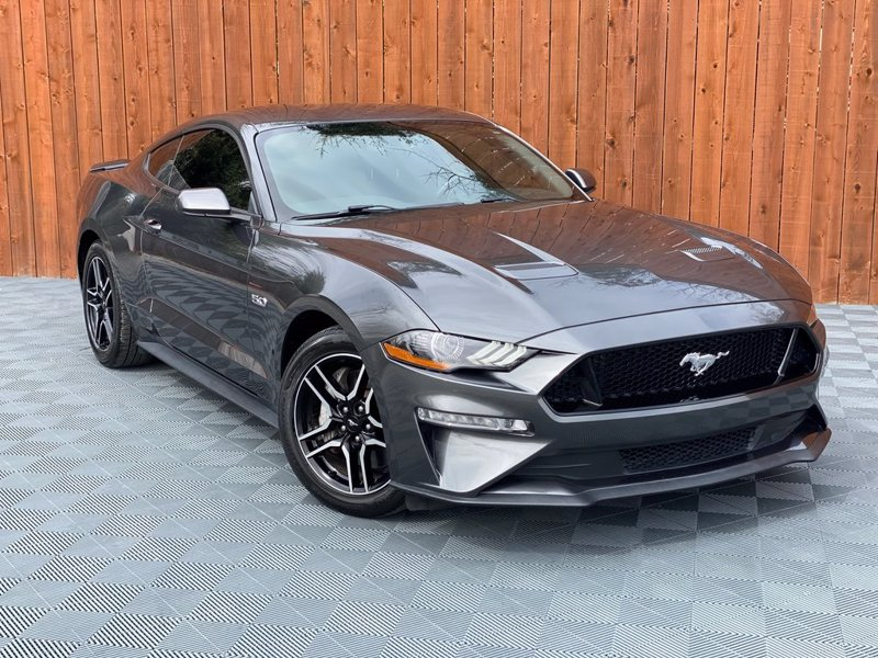 Ford Mustang GT Coupe 2019