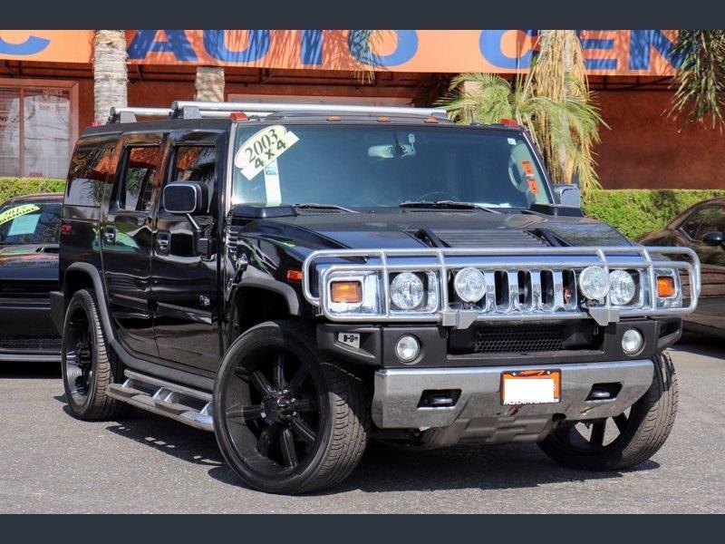 Hummer H2 2003 6.0l V8 AWD