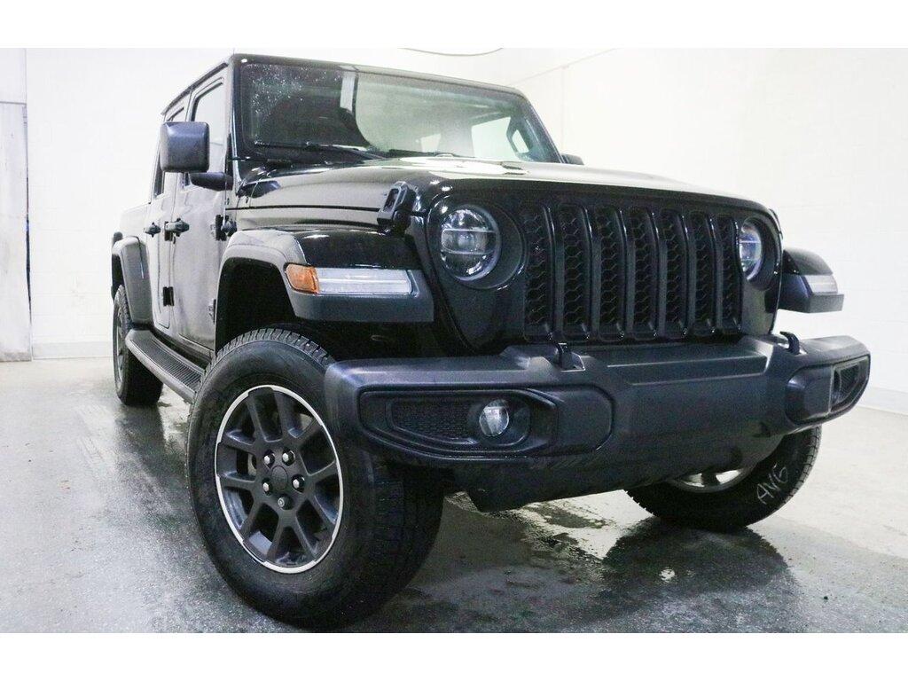 Jeep Gladiator Overland 2020 4X4